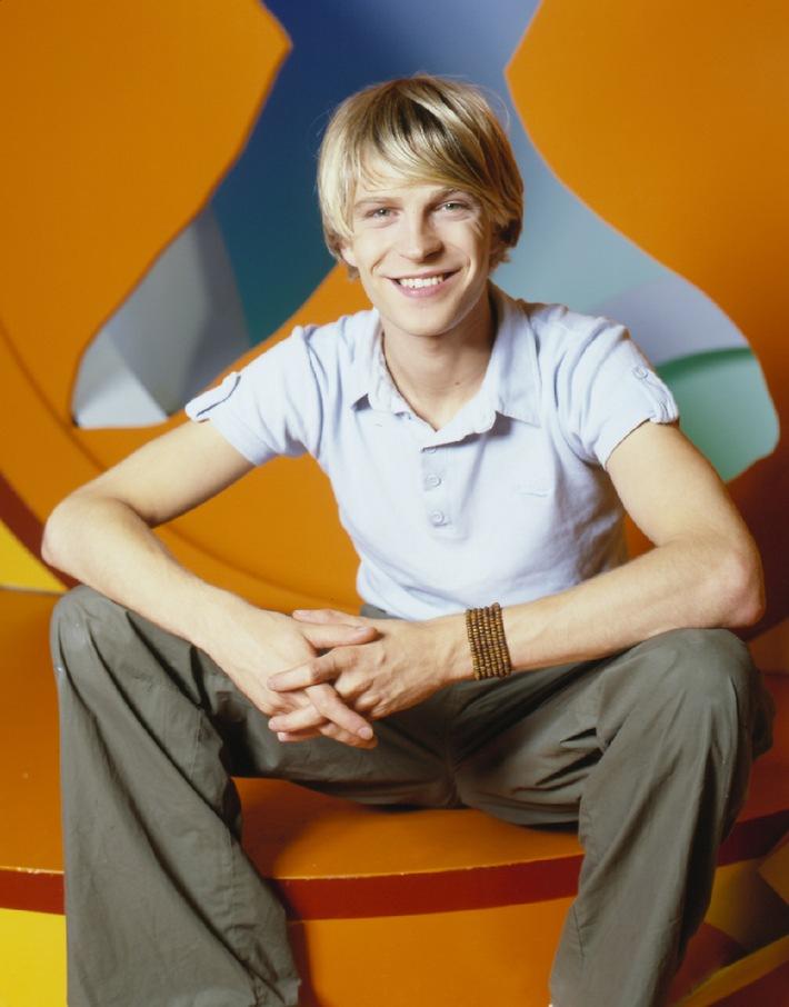 Neuer Moderator beim KI.KA / Lukas Koch ist ab 5. August 'on air' in Kikania