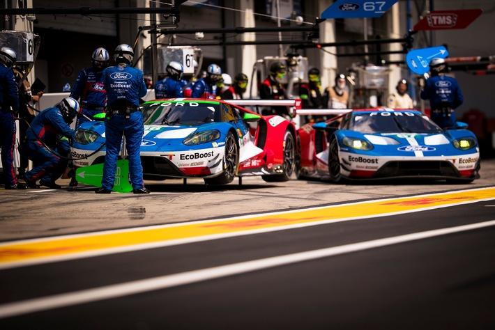 WEC Nürburgring: Ford verteidigt Gesamtführung in der GTE Pro-Fahrerwertung