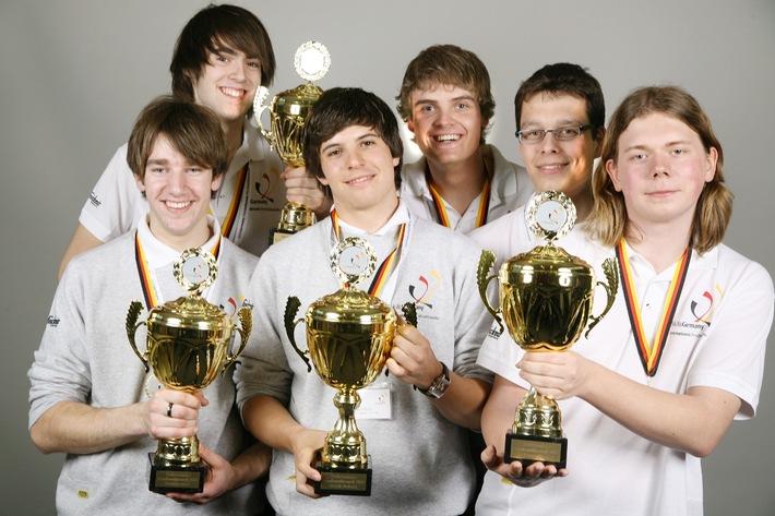 Gold im Blick - Deutsches Azubi-Team hofft auf Titel und Medaillen bei der Berufsweltmeisterschaft in Calgary (Mit Bild)