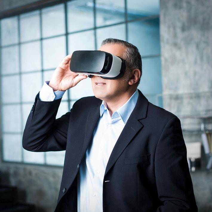 """Beam me up, ProSieben! """"Galileo"""" macht ab dem 18. Juli als erstes TV-Magazin eine Virtual-Reality-Woche"""
