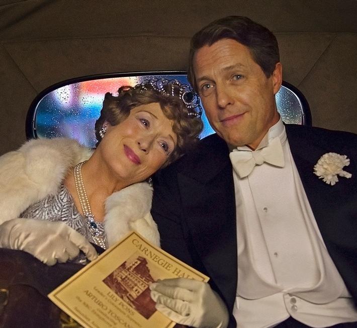 Constantin Film bringt FLORENCE FOSTER JENKINS mit Meryl Streep 2016  in die Kinos