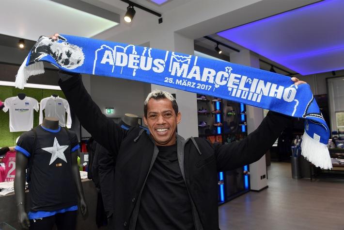 Marcelinho-Party und Pokal-Konferenz - großer Fußball-Samstag im rbb Fernsehen
