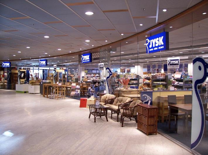 Möbelhaus JYSK erfolgreich auf Expansionskurs: 21. Filiale in der Schweiz wird eröffnet