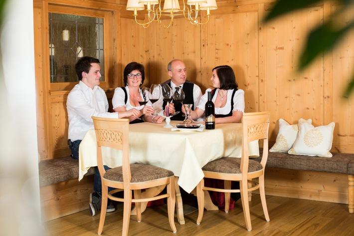 Vier Sterne, drei Awards, ein Versprechen: Traumurlaub im Klausnerhof