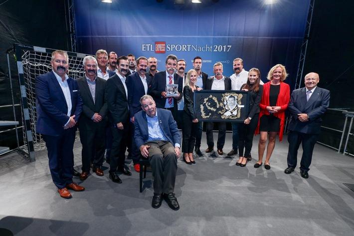 """Heiner Brand ist """"LICHTGESTALT Sport 2017"""" - Grandiose ETL EXPRESS SPORTNacht"""