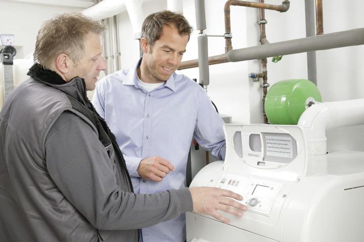 Erhöhte Zuschüsse für neue Heizungen / Brennwerttechnik leistet wertvollen Beitrag für mehr Energieeffizienz