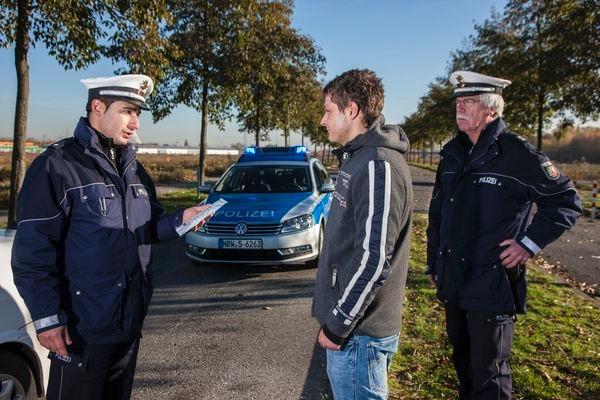 POL-REK: Alkoholisierten Fahrradfahrer gestoppt - Kerpen