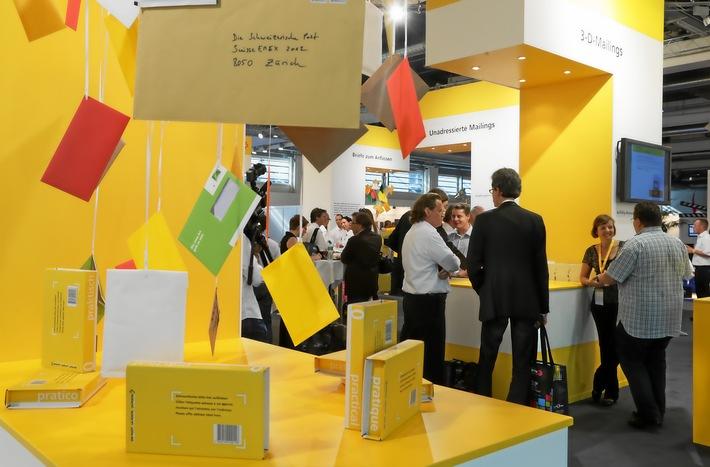 Lösungen für das Marketing von morgen an der SuisseEMEX'13