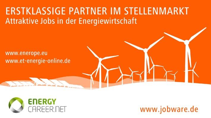 Neue Synergien im Stellenmarkt / Jobware und energycareer.net bauen Kooperation im Stellenmarkt aus