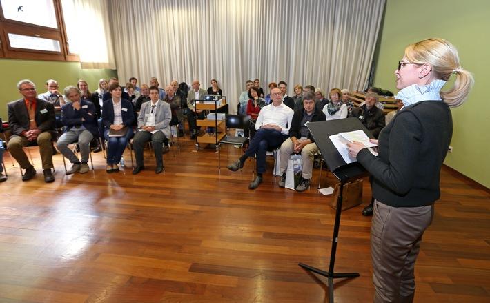 ikr: Jahrestreffen der Bodenseearchivare in Vaduz