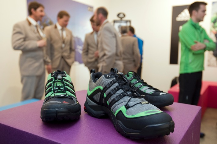Mit adidas Outdoor aufs Matterhorn - Partnerschaft mit dem Alpin Center Zermatt