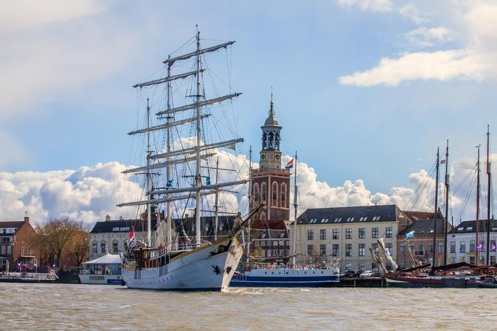 Reiche Geschichte trifft frische Brise / Internationale Hansetage im niederländischen Kampen