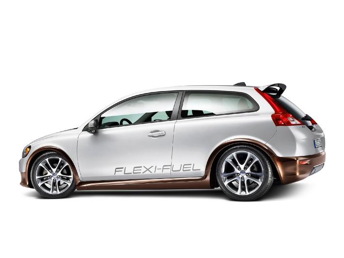 Volvo führt erste ethanolbetriebene Fahrzeuge in der Schweiz ein