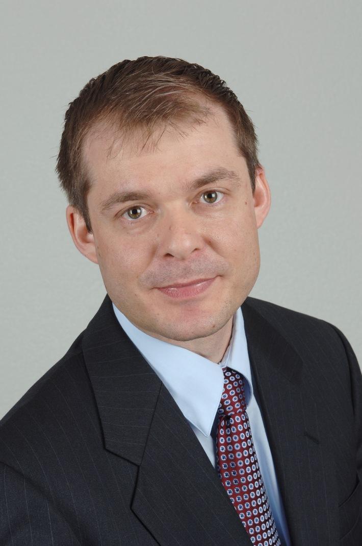 Jürg Wittwer nommé à la tête de la Gestion du marché