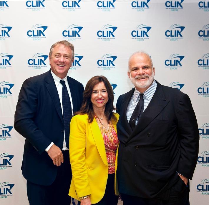 Pierfrancesco Vago, Verwaltungsratspräsident von MSC Cruises ist neuer Verbandsvorsitzender von CLIA Europe
