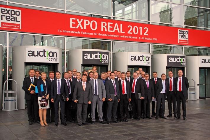 NORMA: Stark vertreten auf der Expo Real 2012 (BILD)