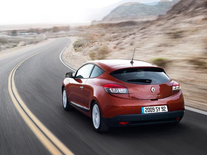 Der neue Renault Megane - Wegweisende Kombination aus sportlicher Dynamik und Komfort