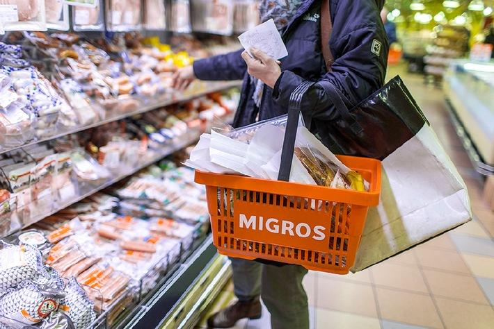 Migros élue «Retailer of the Year 2013» dans l'alimentaire
