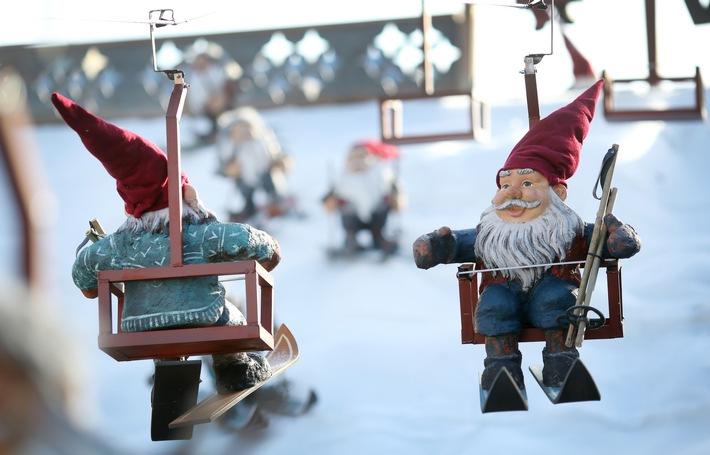 """Weihnachtsmarkt Kölner Altstadt: Wintermärchen in der """"Heimat der Heinzel"""" bis 8. Januar"""