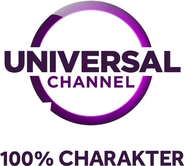 Universal Channel: Mit 100 % Charakter und exklusiven US-Serien ab 5. September auch bei Kabel Deutschland