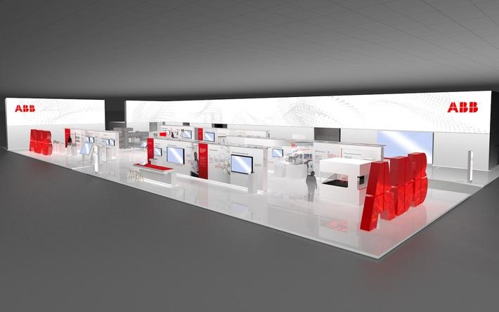 ABB auf der Hannover Messe: Wertschöpfung im digitalen Zeitalter / ABB Ability[TM] - Industrie-4.0-Lösungen im Praxiseinsatz