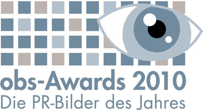 Start für die obs-Awards 2010: Die SDA-Tochter news aktuell prämiert die besten PR-Bilder des Jahres