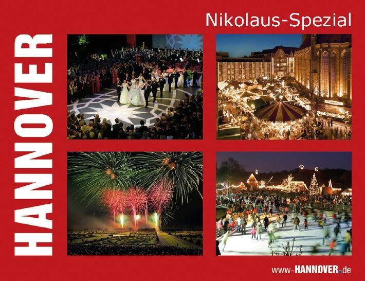 """""""Hannover im Stiefel!"""" / Verschenken Sie Hannover! Erlebnispakete als Nikolausgeschenk (mit Bild)"""
