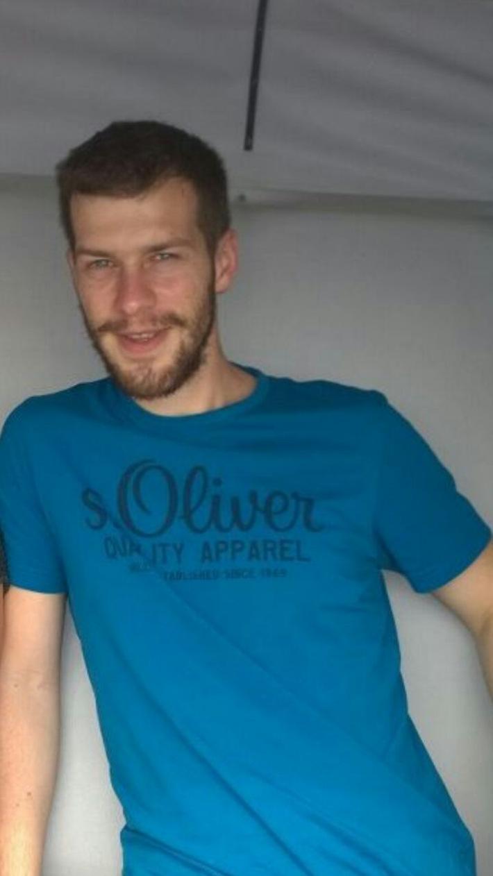 25-jähriger Hammer vermisst