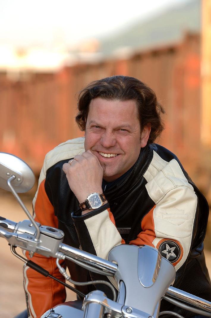 Daniel Strom présente sa nouvelle collection: Cruizer Mech
