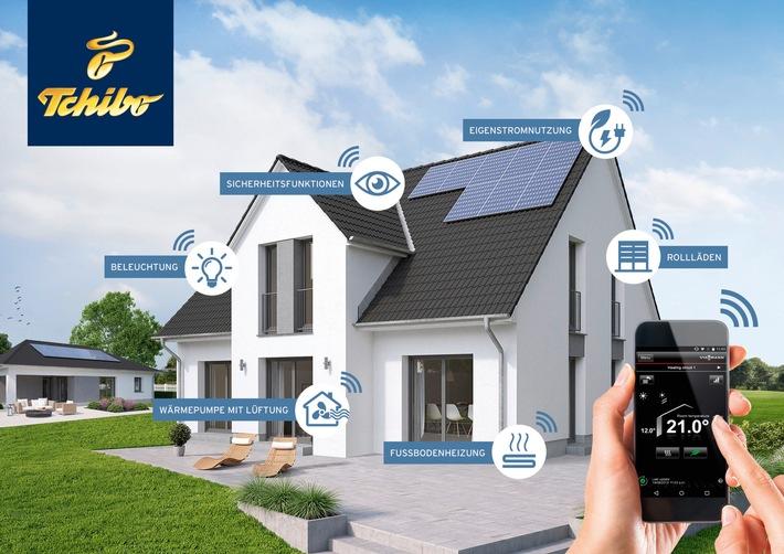 Vom Traum zum Haus - mit Tchibo und Heinz von Heiden / Mit Smart-Home-Technologie und Energieeffizienz auf höchstem Niveau - förderbar nach dem KfW-Effizienzhaus-Standard 40 Plus