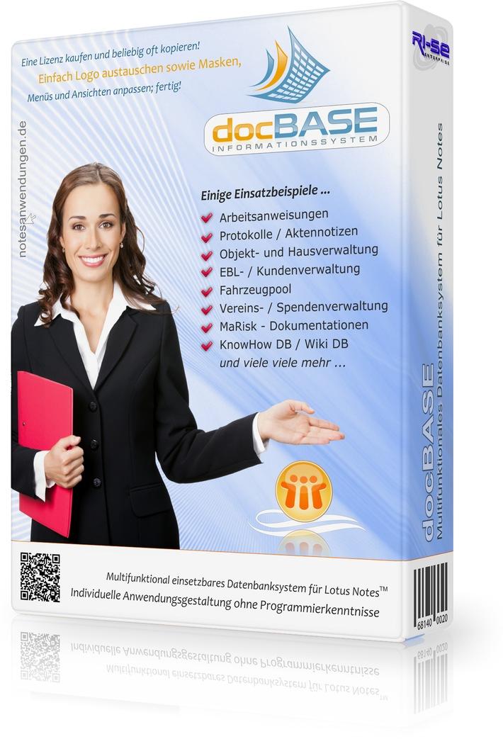 docBASE - Ein neues Baukastensystem für Lotus Notes