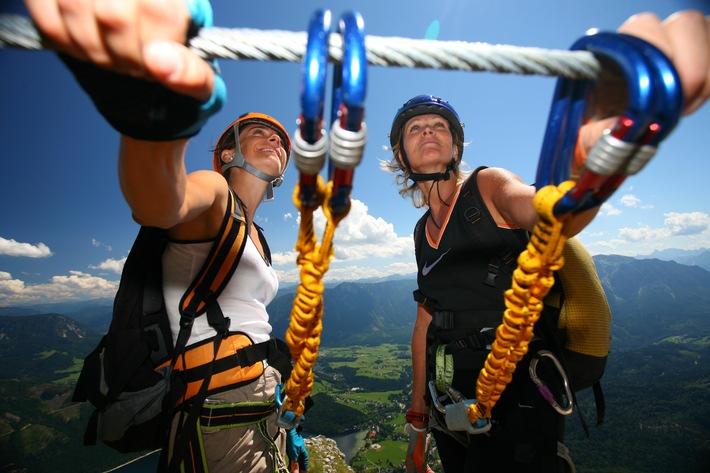 Presseeinladung: Ramsau am Dachstein führt ersten Klettersteigschein ein