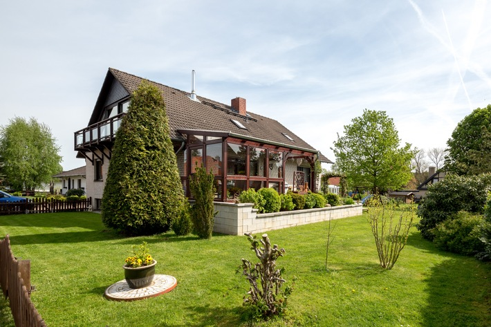 Trend: Immer mehr investieren in eigene Immobilie und schaffen neuen Wohnraum