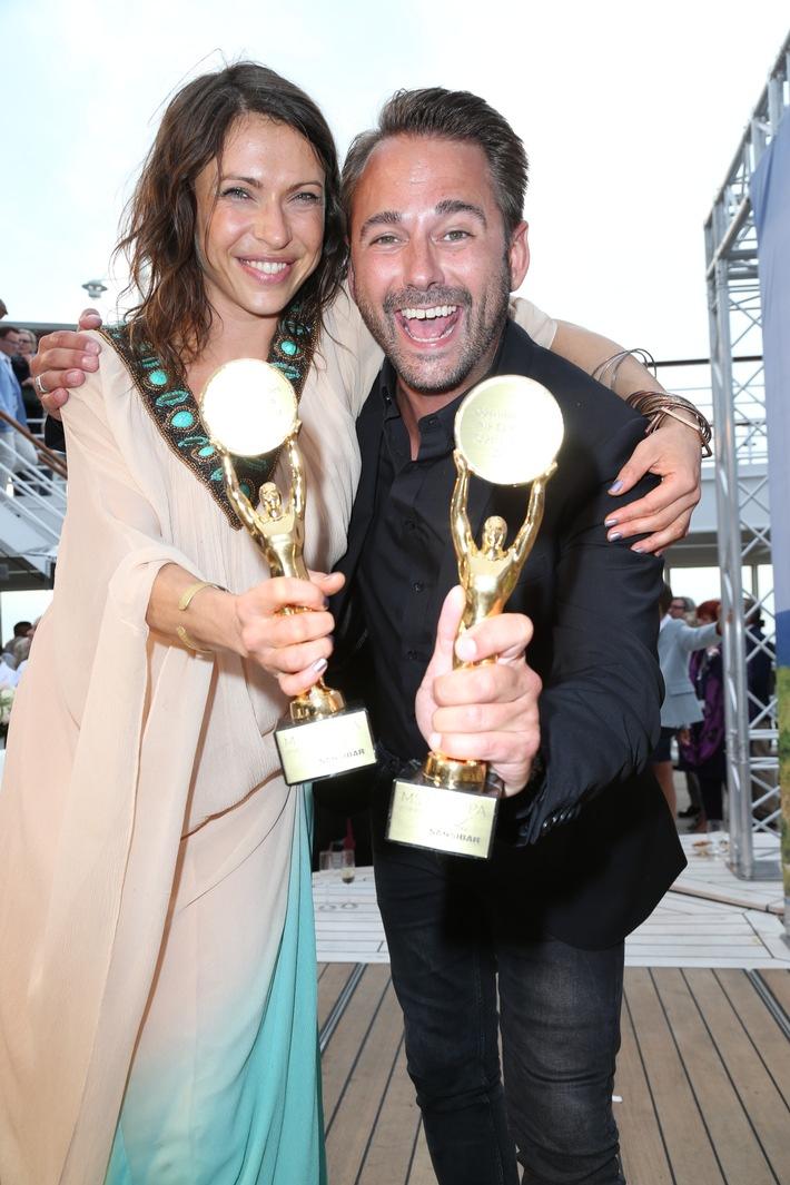 """Sommerevent """"MS EUROPA meets Sansibar 2016"""": Jana Pallaske und Dennis Wilms gewinnen den MS EUROPA Poetry Award"""