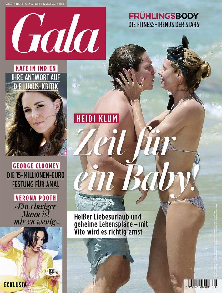 Im Bett mit Verona Pooth: erotische Lippenbekenntnisse von Deutschlands quirligster Prominenten