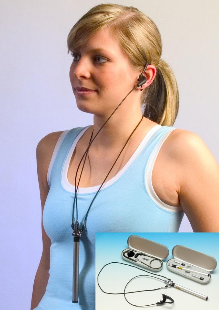 DisMark GmbH: Tinnitus-Selbstbehandlung: neuartige Behandlungs- methoden gegen Ohrensausen