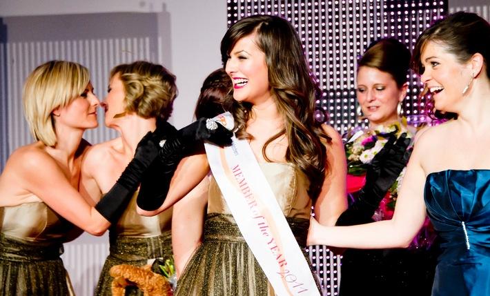 Soirée de gala à Zurich: Julia Pichard de Lausanne est la nouvelle Miss Weight Watchers