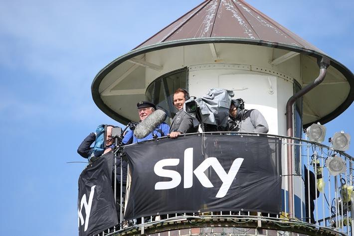 """Die zweite Auflage des """"Sky Spiel des Lebens"""" am 3. September 2016 / Die Bewerbungsphase startet am 1. März auf spieldeslebens.sky.de"""