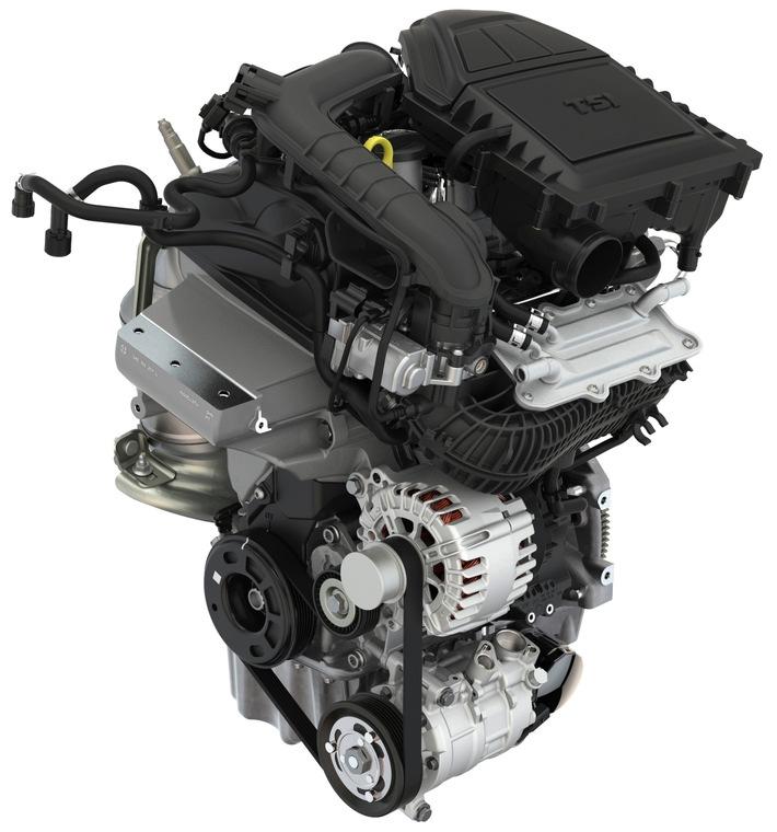 Frische Highlights im FABIA: neue Motoren und SKODA Connect