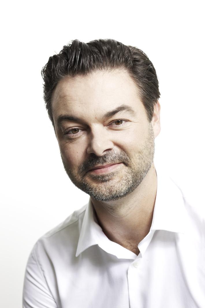 Sunrise: Andreas Gregori neu in der Geschäftsleitung