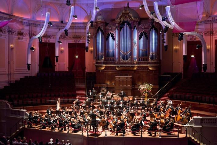 Musiksommer in Amsterdam  / Eröffnung der Robeco SummerNights im Koninklijk Concertgebouw