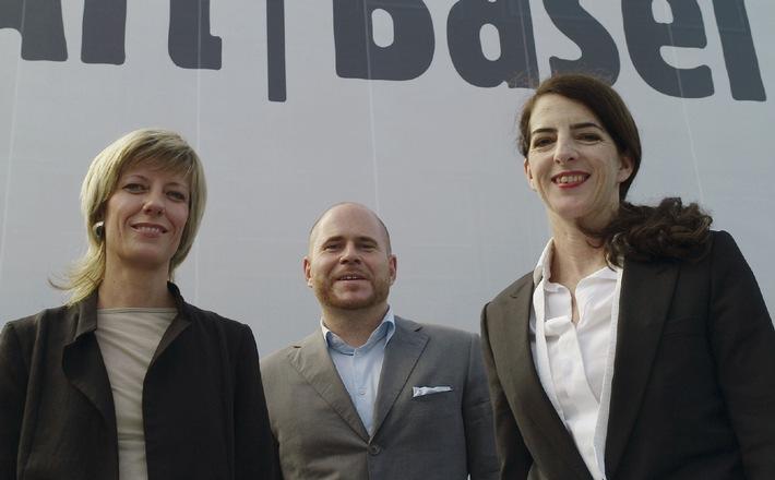 Neues Führungsteam für die Art Basel