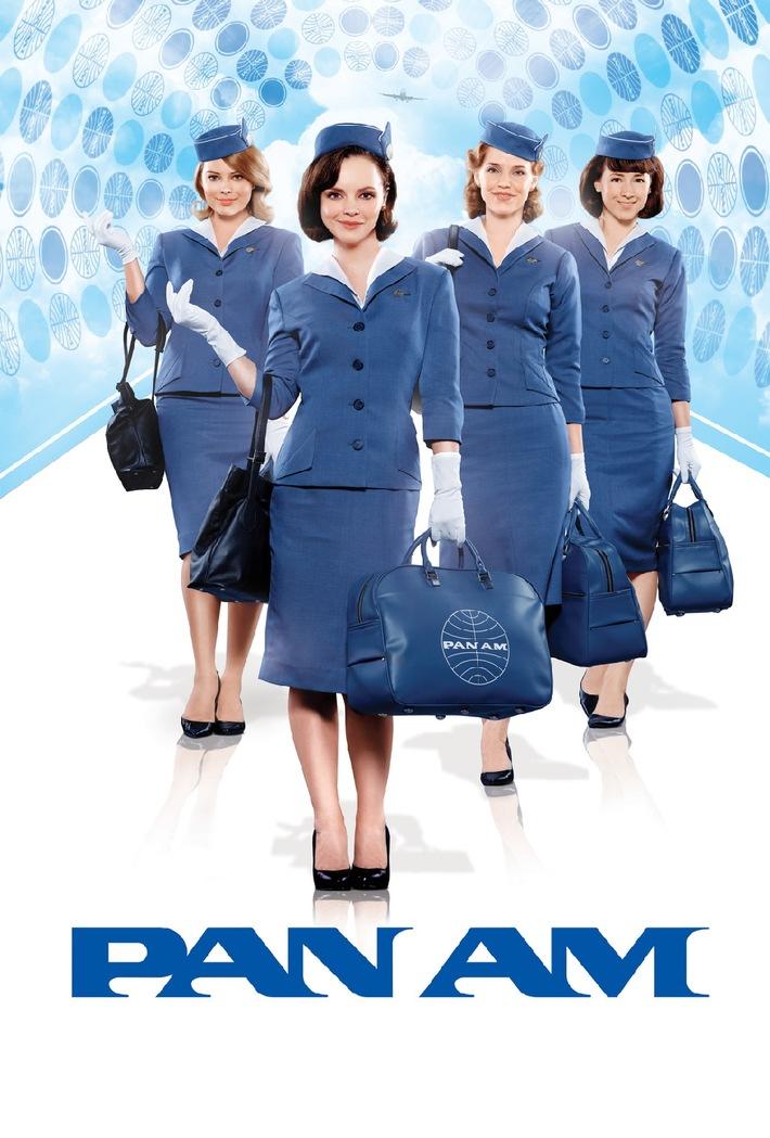 "Christina Ricci hebt ab! sixx zeigt US-Serien-Hit ""Pan Am"" ab 4. Februar 2013 als Deutschland-Premiere"