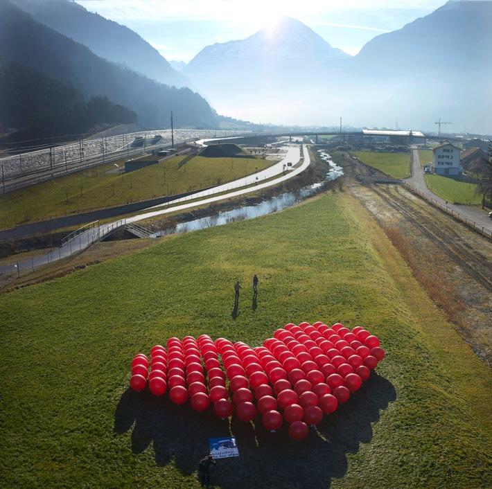 Der neue Gotthard-Tunnel: Es braucht 10 Schritte zur Erreichung des Verlagerungsziels
