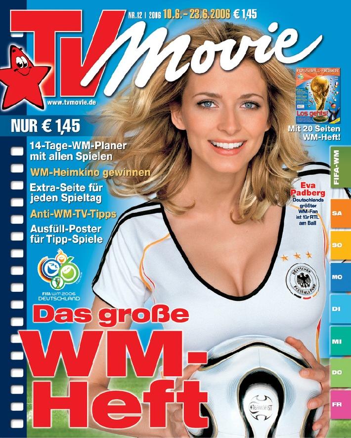 Eva Padberg: Fußball-Crashkurs beim FC Bayern