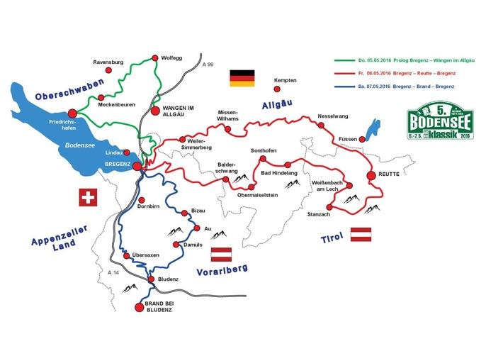 5. Bodensee-Klassik 2016: Der Countdown für die Anmeldung läuft