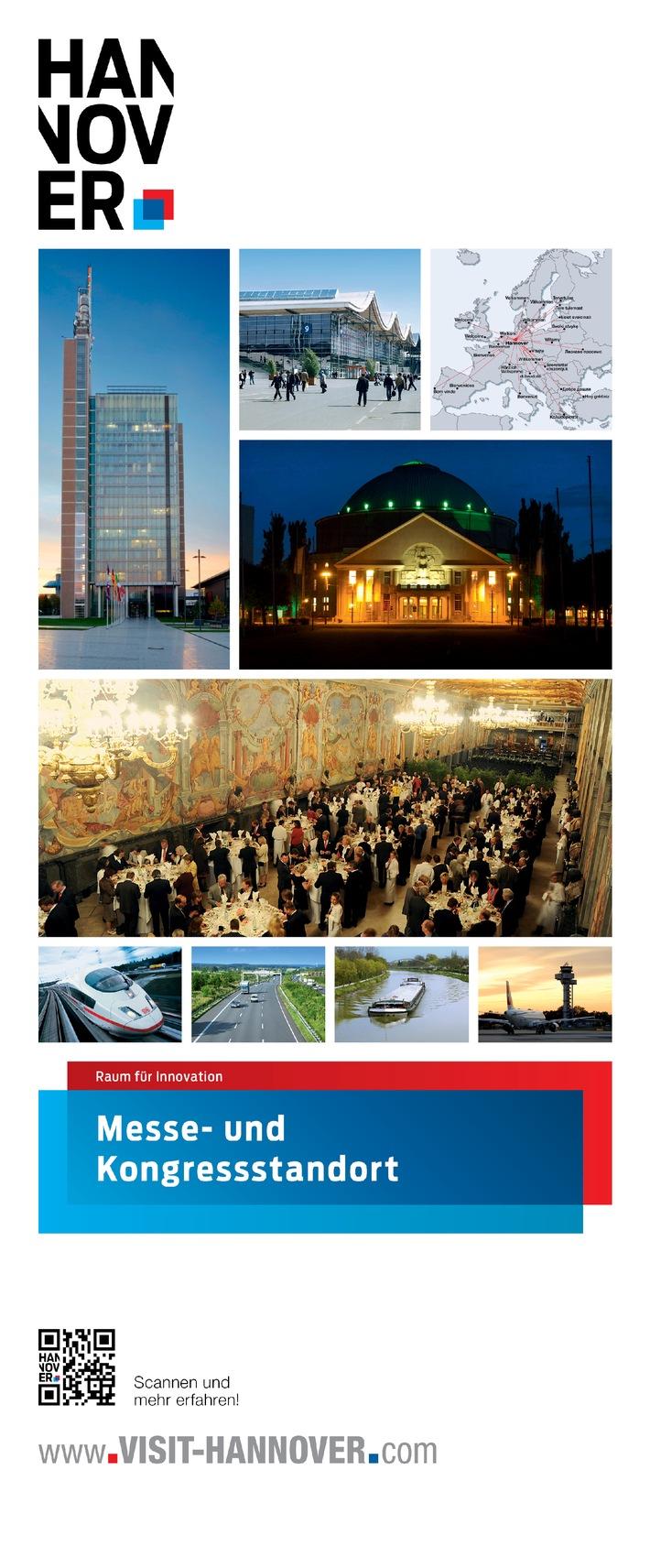 Hannover: Die Messe- und Kongress-Metropole in der Mitte Europas