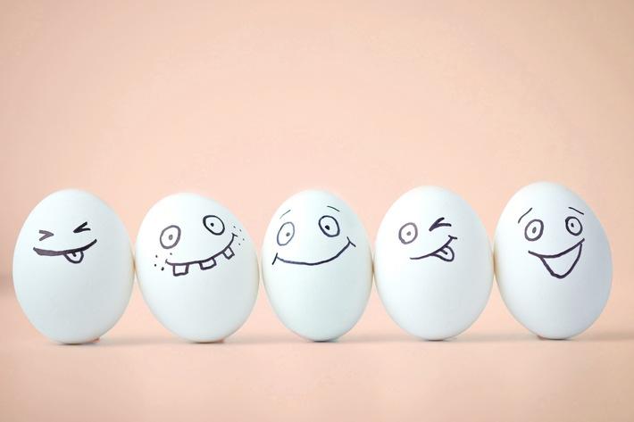 Zombie-Ei, Comic-Ei oder Mario- und Luigi-Eier? - Bei der Ostereibemalung ist nahezu alles möglich / Hier kommt die lustigste Ostereigalerie der Welt