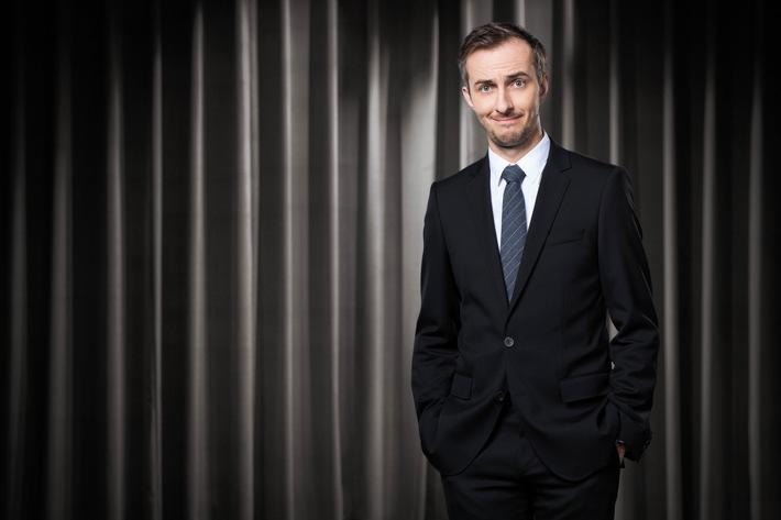 """""""NEO MAGAZIN ROYALE mit Jan Böhmermann"""" / Neues Jahr, neue Gäste, mehr Sendezeit"""