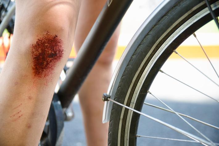 Verletzungen im Sommer: Das Einmaleins der richtigen Wundversorgung